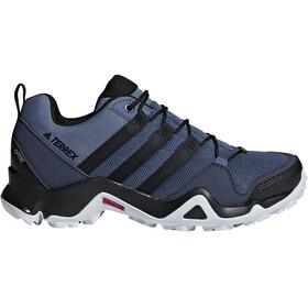 adidas TERREX AX2R GTX - Calzado Mujer - azul/negro